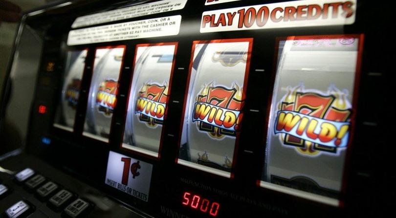 5-Reel Slot Machine