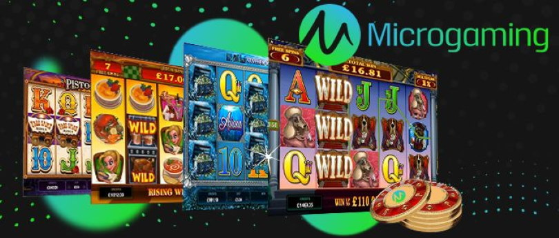 Microgaming Casino Software Developer Games
