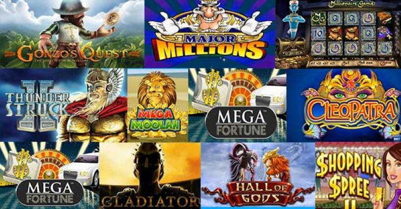 The Most Popular Casino Slots Ever