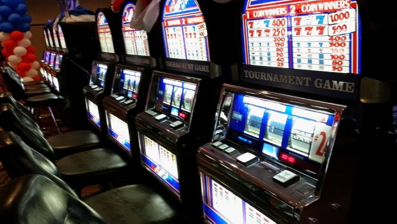 Tournament With Slot Machines