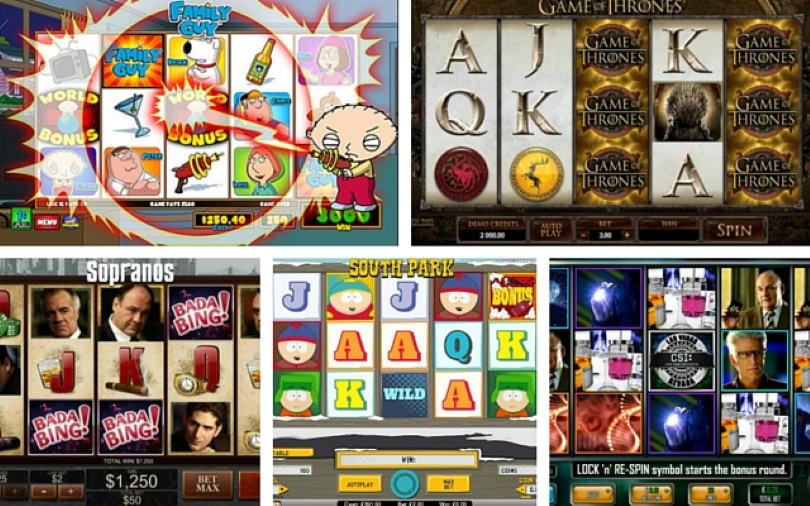 Different Casino Slot Themes