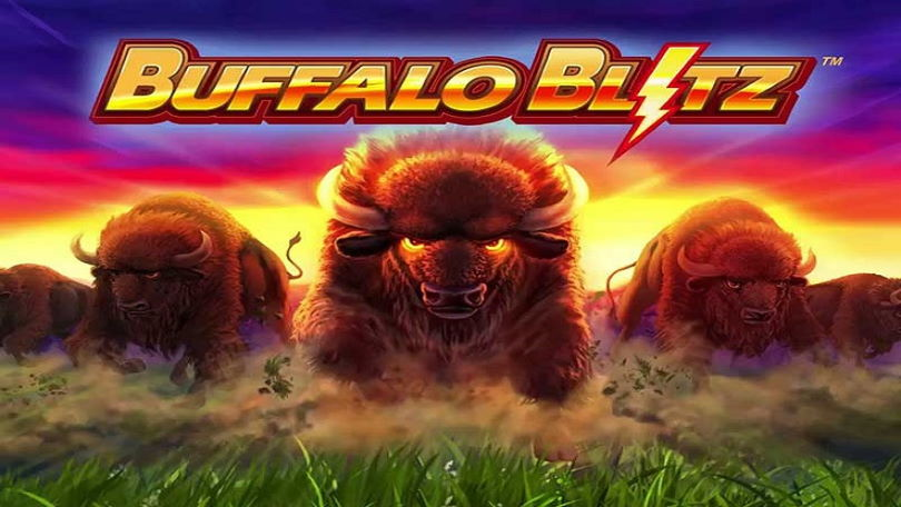 Buffalo Blitz by Playtech