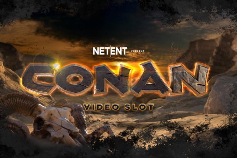 Conan by NetEnt