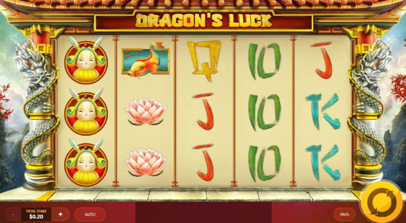 Dragon's Luck by Red Tiger Gaming