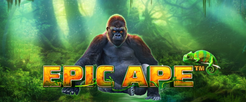 Epic Ape by Playtech