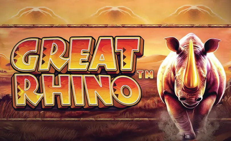 Great Rhino by Pragmatic Play