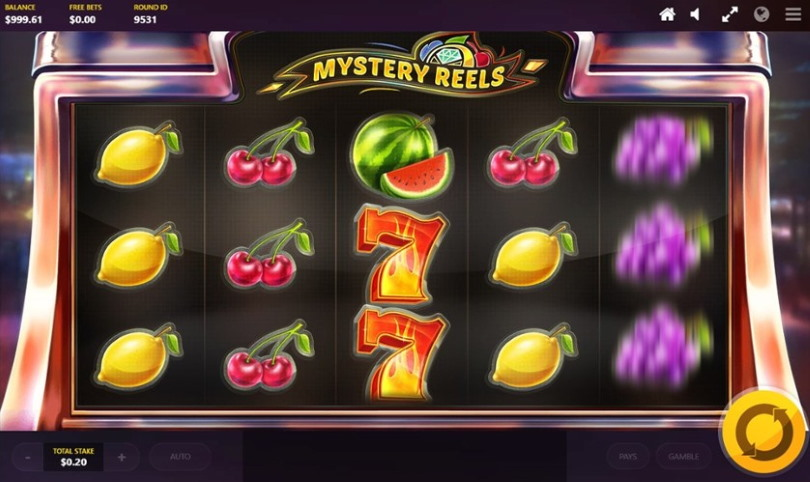 Mystery Reels by Red Tiger Gaming