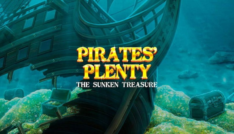 Pirates Plenty The Sunken Treasure by Red Tiger Gaming